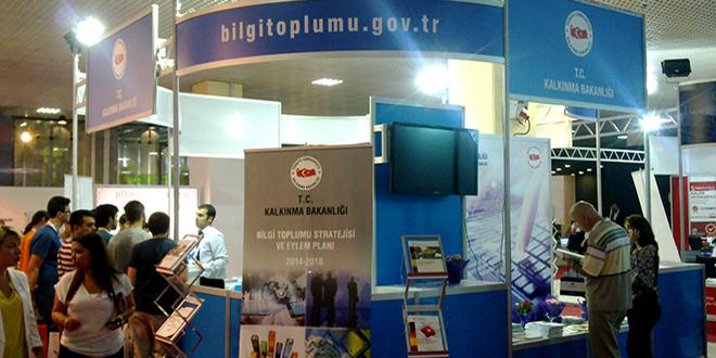 CeBIT Bilişim Eurasia Fuarı gerçekleştirildi