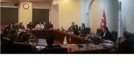 e-SENS Projesi Bilgilendirme Toplantısı Yapıldı
